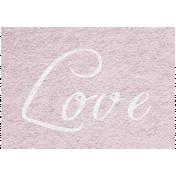 Winter Day- Love Word Art