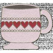 Winter Day- Mug Doodle 2