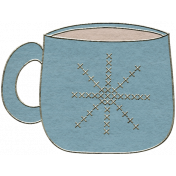 Winter Day- Mug Doodle 3
