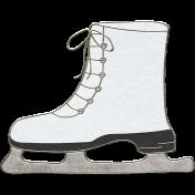 Winter Day- Skate Doodle 1