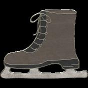 Winter Day- Skate Doodle 2