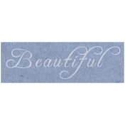 Spring Day- Beautiful Word Art