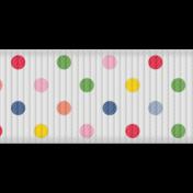 Spring Day- Polka Dot Ribbon