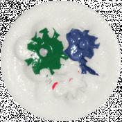 Spring Day- White Button