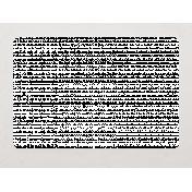Spring Day- White Paper Frame