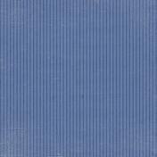 Spring Day- Blue Stripe Paper