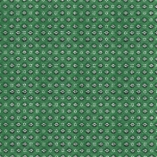 Spring Day- Green Patterned Paper