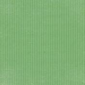 Spring Day- Green Stripe Paper