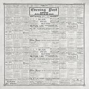 Spring Day- Newsprint Paper