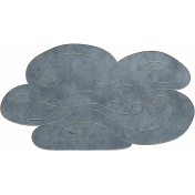 Raindrops & Rainbows- Cloud Doodle 2