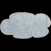Raindrops & Rainbows- Cloud Doodle 3