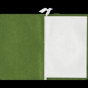 Raindrops & Rainbows- Notebook