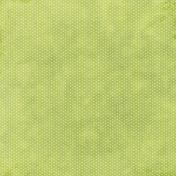 Raindrops & Rainbows- Green Polka Dot Paper