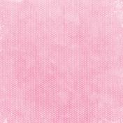 Raindrops & Rainbows- Pink Polka Dot Paper