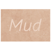 Raindrops & Rainbows- Mud Word Art