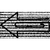 Clip Doodle Template 001