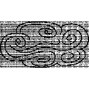 Cloud Doodle Template 016