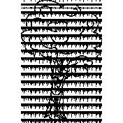 Tree Doodle Template 016