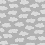 Raindrops & Rainbows- Cloud Vellum