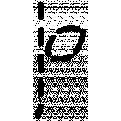 Stitch Doodle Template 025
