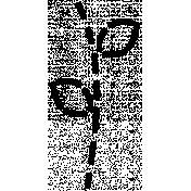 Stitch Doodle Template 031