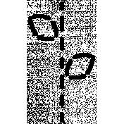 Stitch Doodle Template 033