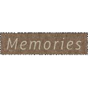 Family Day- Memories Word Art