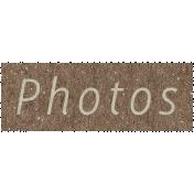 Family Day- Photos Word Art