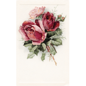 Family Day- Rose Postcard