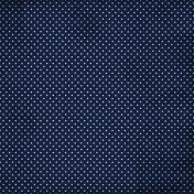 Family Day- Blue Polka Dot Paper