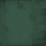 Family Day- Green Polka Dot Paper