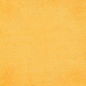 Happy Birthday Mini- Orange Dotted Paper