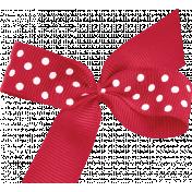 Happy Birthday Mini- Pink Bow