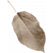 Nature Escape Mini- Brown Leaf