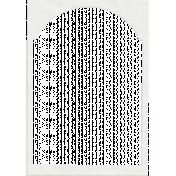 Nature Escape Mini- White Paper Frame