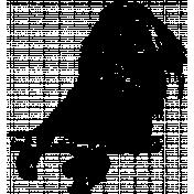 Animal Stamp Template 011