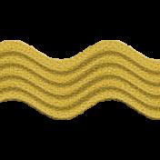 Independence Mini Kit 2- Gold RicRac