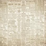 Independence Mini Kit 2- Newsprint Paper