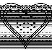 Fruit Doodle Template 040