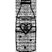 Drink Doodle Template 017