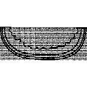 Fruit Doodle Template 042
