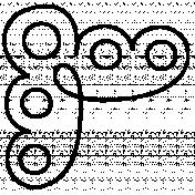Corner Doodle Template 008