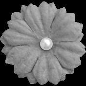 Fabric Flower Template 080