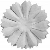 Paper Flower Template 027