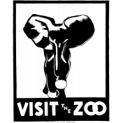 Animal Stamp Template 025