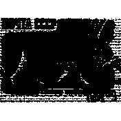 Animal Stamp Template 031