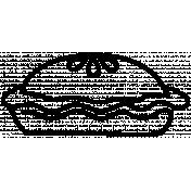 Clip Doodle Template 026