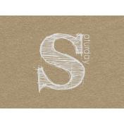 Toolbox Calendar- Sketchy Day Journal Card- Saturday 4x3