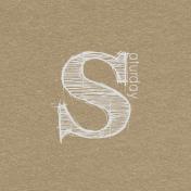 Toolbox Calendar- Sketchy Day Journal Card- Saturday 4x4