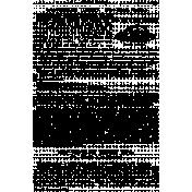Recipe Stamp Template 008